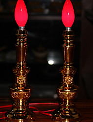 cheap -Modern Contemporary Iron Candle Holders Candelabra 2pcs, Candle / Candle Holder