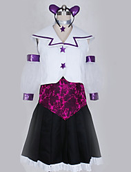 cheap -Inspired by Cosplay Cosplay Anime Cosplay Costumes Japanese Cosplay Suits British Top / Skirt / More Accessories For Men's / Women's
