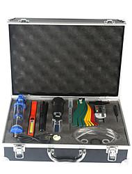 Недорогие -Комплект для быстрого ремонта и обслуживания автомобиля Масло контрастного тормоза для обнаружения масла Ручка для тормозных колодок Толщина шины Шаблон линейки