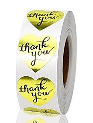 cheap -Wedding / New Baby / Birthday Stickers, Labels & Tags - 500 pcs irregular Stickers All Seasons