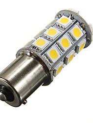 cheap -1 Piece BA15S(1156) / P21W Car Light Bulbs SMD 5050 27 LED Headlamps For All years