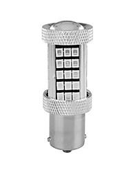 cheap -1156 BA15S 2835 63SMD Car LED Turning Reverse Brake Light Bulb with Lens