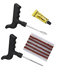 Недорогие -автомобильный инструмент для ремонта шин прокол ремонт шин резиновые полосы аварийный инструмент