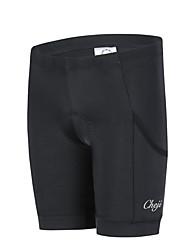 cheap -cheji® Men's Cycling Padded Shorts Bike Pants / Trousers Pants Breathable Quick Dry Sports Lycra Black / Black / Blue Mountain Bike MTB Road Bike Cycling Clothing Apparel Form Fit Bike Wear