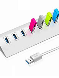 Недорогие -USB 3.0 to USB 3.0 USB-концентратор 7 Порты Высокая скорость