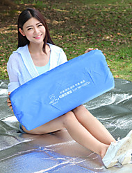 cheap -AOTU Picnic Blanket Tent Tarps Outdoor Camping Portable Moistureproof Ultra Light (UL) PVC / Vinyl Aluminum Polyester 300*300 cm Climbing Beach Camping / Hiking / Caving for 5 - 7 person Autumn