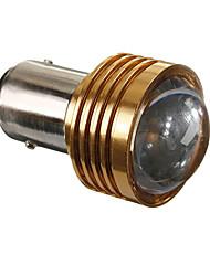 cheap -1pcs BAY15D(1157) Car Light Bulbs 3 W LED Turn Signal Lights / Tail Lights / Brake Lights For universal / Volkswagen / Toyota All years