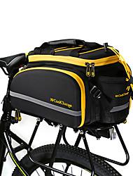cheap -CoolChange 10-35 L Bike Panniers Bag Bike Rack Bag Strap Large Capacity Waterproof Bike Bag 1680D Waterproof Material Polyester EVA Bicycle Bag Cycle Bag Cycling Cycling / Bike / Rainproof / Portable