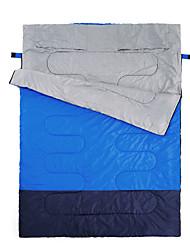 cheap -Hewolf Sleeping Bag Outdoor Camping Envelope / Rectangular Bag 10 °C Hollow Cotton Lightweight Windproof Breathable Rain Waterproof Warm Thick Spring &  Fall Autumn / Fall Winter for Camping / Hiking