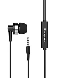 cheap -Langsdom JD89 Wired In-ear Earphone Wired with Microphone Mobile Phone