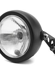 Недорогие -1pcs Проводное подключение Мотоцикл Лампы 35 W Налобный фонарь Назначение Honda Все года