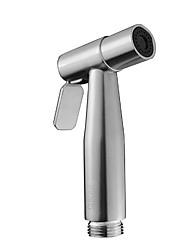 cheap -Bidet Faucet BrushedToilet Handheld bidet Sprayer Self-Cleaning Contemporary