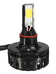 cheap -1pcs H4 / H6 / BA20D Motorcycle Light Bulbs 24 W COB 3000 lm 4 LED Headlamps For