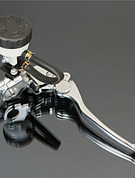 cheap -Motorcycle Clutch Brake Lever Alumnium Alloy 1 piece (right) For Motorcycles