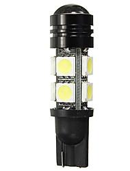 Недорогие -чистый белый t10 5050 8smd 3 Вт светодиодные лампы для широкого использования 6000-8000 к