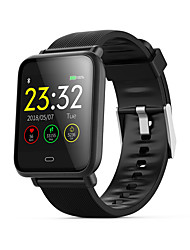 cheap -Q9 Smart Watch BT Fitness Tracker Support Notify/ Heart Rate Monitor Sports Smartwatch Compatible with iPhone/ Samsung/ Android Phones