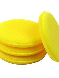 cheap -Car Cleaning Supplies 10 Pcs Cleaning Washing Sponge Pad for Car