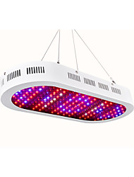 cheap -1pc 400 W 3000-3500 lm 83 LED Beads Full Spectrum Growing Light Fixture Red 85-265 V
