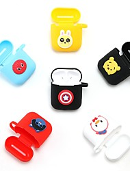 cheap -Bags, Cases and Skins Full Body Silicone / Silica Gel Black / Red / Yellow 1 pcs
