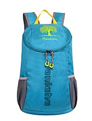 cheap -20 L Hiking Backpack Lightweight Packable Backpack Lightweight Fast Dry Ultra Light (UL) Compact Outdoor Hiking Camping Team Sports Nylon Green Blue Violet / Wear Resistance