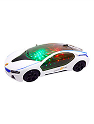 cheap -LED Lighting Race Car Classic Theme / Holiday / Vehicles Lighting / Motorised / New Design Boys' / Girls' Kid's Gift
