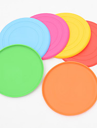 cheap -Flying Discs Silicon Unisex Toy Gift 1 pcs