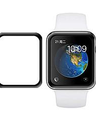 Недорогие -Защитная плёнка для экрана Назначение Apple Watch Series 4 / Apple Watch Series 3/2/1 Закаленное стекло Ультратонкий 1 ед.
