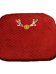 cheap -Car Seat Cushions Seat Cushions Red Polyester Cartoon For universal All years All Models