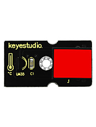 Недорогие -keyestudio easy plug модуль датчика температуры lm35 для arduino