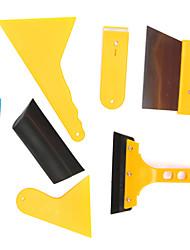 cheap -Car Window Tint Tools Kit Film Tinting Scraper Application Installation