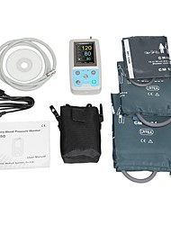 cheap -CONTEC Blood Pressure Monitor ABPM50 with 3 cuffs for Daily Low Noise / Handheld Design