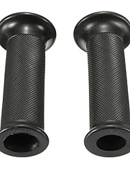 cheap -7/8inch 22mm Universal Motorcycle Handlebars Rubber Hand Grips