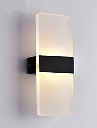 cheap -Cool Modern Contemporary Wall Lamps & Sconces Bedroom Acrylic Wall Light 220-240V / LED Integrated