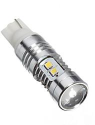 cheap -1PC T10 10W 360LM 2323 SMD 10LED Light Car Auto Lamp Bulb White
