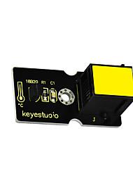 Недорогие -Keyestudio Easy Plug DS18B20 датчик температуры для Arduino