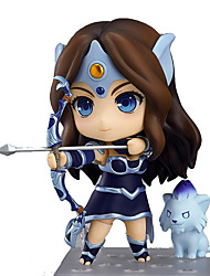 cheap -Anime Action Figures Inspired by Cosplay Cosplay PVC(PolyVinyl Chloride) 9 cm CM Model Toys Doll Toy