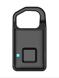 cheap -Zinc Alloy Fingerprint Padlock Smart Home Security System Fingerprint unlocking / Low battery reminder Home / Home / Office / Bedroom Others / Security Door / Wooden Door (Unlocking Mode Fingerprint)
