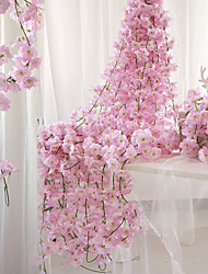 cheap -Artificial Flower Plastic Wedding Basket Flower 1