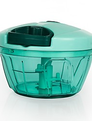 cheap -Manual Food Chopper Household Vegetable Chopper Shredder