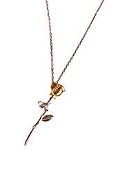 Недорогие -Ожерелья с подвесками Ключницы лакомство Кулон Серебристый Назначение Маленький принц Le Petit Prince Косплей Жен. Бижутерия Модное ювелирное украшение / 1 ожерелье