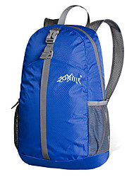 cheap -AONIJIE 20 L Hiking Backpack Lightweight Packable Backpack Lightweight Breathable Rain Waterproof Anti-Slip Outdoor Hiking Camping Team Sports Nylon Red Blue / Ultra Light (UL) / Yes / Compact