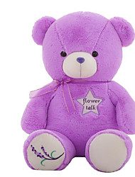 cheap -1 pcs Stuffed Animal Plush Toys Plush Dolls Stuffed Animal Plush Toy Bear Teddy Bear Cute Singing Talking Cotton / Polyester Imaginative Play, Stocking, Great Birthday Gifts Party Favor Supplies All