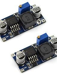 cheap -2Pcs LM2596 DC to DC Buck Converter DIY Power Supply Step Down Module