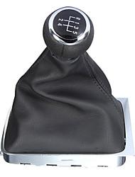 Недорогие -Ручка переключения автомобиля Деловые Ручка переключения передач автомобиля Назначение Volkswagen Пластик / Кожа PU