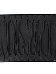 Недорогие -2x 51 * 39см регулируемый занавес окна бокового окна автомобиля навесы с треками