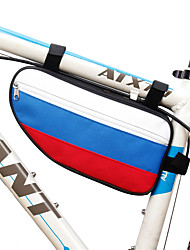 cheap -B-SOUL 2 L Bike Frame Bag Top Tube Triangle Bag Portable Wearable Durable Bike Bag Terylene Bicycle Bag Cycle Bag Cycling Outdoor Exercise Bike / Bicycle