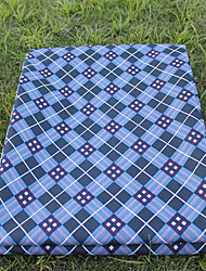 cheap -Picnic Pad Outdoor Waterproof Camping & Hiking Moistureproof Oxford Cloth 300*300 cm Camping / Hiking Camping Camping / Hiking / Caving All Seasons Red Green Blue