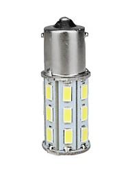 cheap -1156 BA15S 5630 27SMD Car White LED Tail Reverse Turn Light Bulb