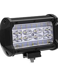 Недорогие -1 шт. Проводное подключение Автомобиль Лампы 84 W 7000 lm 28 Светодиодная лампа Рабочее освещение Назначение Jeep Все года