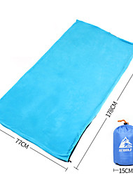 cheap -Hewolf Camping Sleeping Bag Liner Outdoor Camping Cuboid 25 °C Fleece Lightweight Breathable Warm Ultra Light (UL) Thick Spring &  Fall Autumn / Fall Winter for Camping / Hiking / Caving Traveling